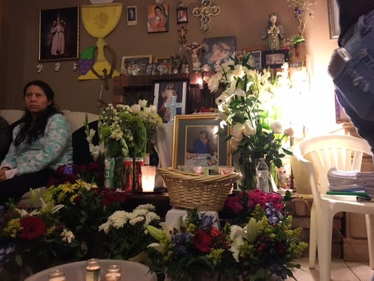 Rosary for Erick Ordonez Huerta
