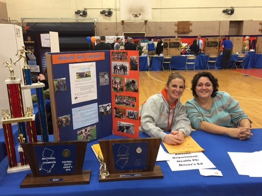 Millville High School welcomed all current and prospective