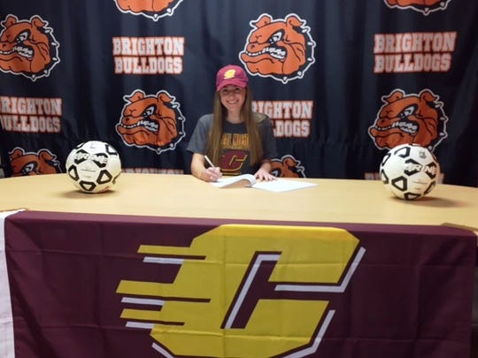 Sheila Magnan will be attending Central Michigan in