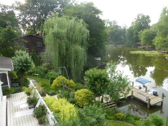 Mill Pond Garden in Lewes, directed by Michael Zajic, founding president of Delaware Botanic Gardens, features a collection of educational habitats.
