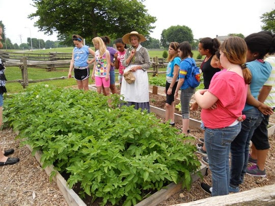 Sumner County Master Gardeners will hold a gardening camp this summer for students entering grades 3-5.