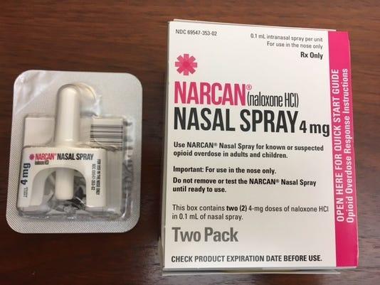 Anti-opiate overdose