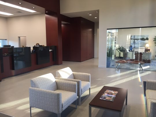 The Bank of Ruston opened a branch at 2450 Tower Drive,