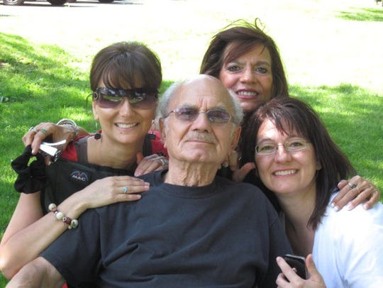Loved ones said Pete Putano was always caring, reaching