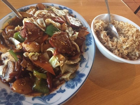 Szechuan Garden in South Knoxville serves ample portions and a wide variety of dishes.