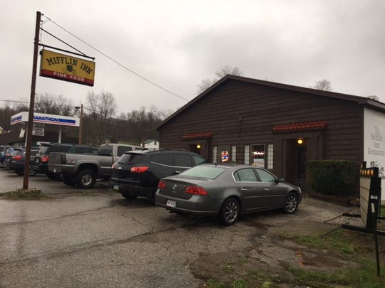 The Mifflin Inn at Ohio 603 in Mifflin in Ashland County is closing on Saturday night.