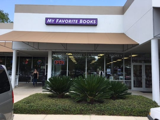 The relocated My Favorite Books will have a grand opening on Saturday.