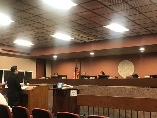 commissioners court