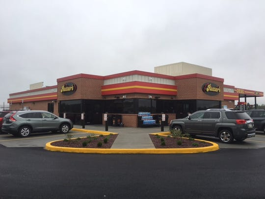 The first Rutter's in Lebanon County is open in South