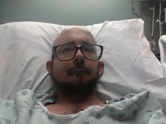 Honea Path resident Marshall Culpepper said he was treated for a life-threatening infection last year at AnMed Health Medical Center in Anderson.