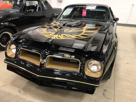 As a Purdue guy, and a lover of F-Bodys, I found this black and gold Trans Am to be my favorite.