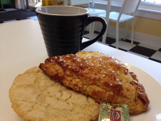 Bill's Bites visits the Dandelion Cafe & Bakery for