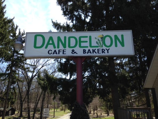 The Dandelion Cafe & Bakery in Gull Lake area