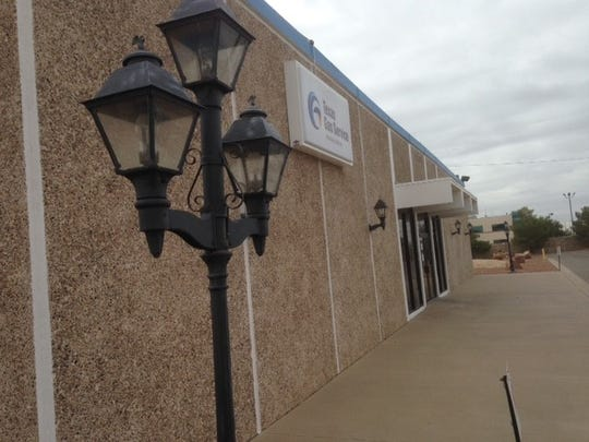 Texas Gas' El Paso office at 4600 Pollard.