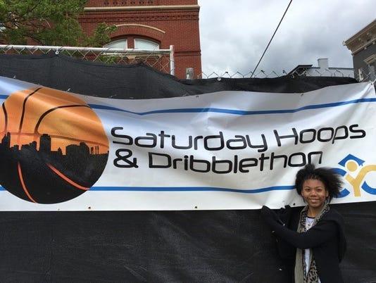 Dribblethon banner