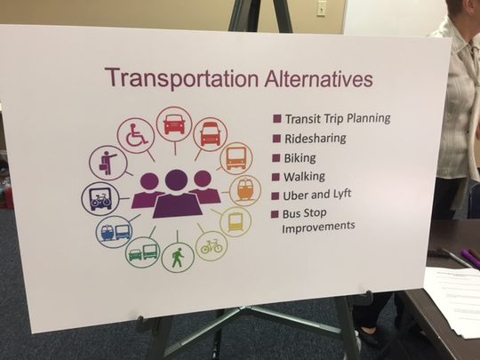 Simi Valley is revising its transit system for greater efficiency and held a public workshop on the project Tuesday.