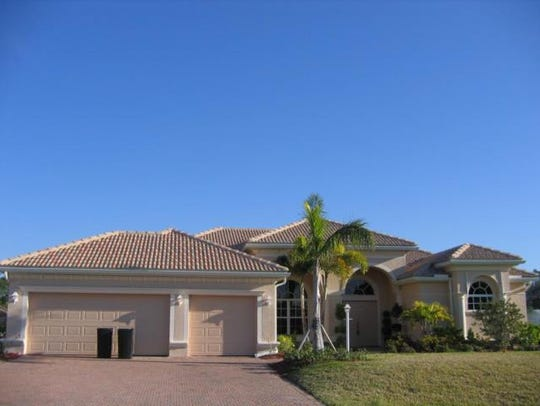 This home at 11982 King James Court, Cape Coral, sold