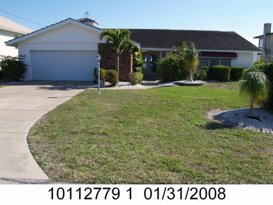 This home at 5821 SW 1st. Ave., Cape Coral, sold for