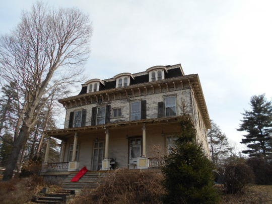 This 1854 Victorian is in need of a full overhaul before