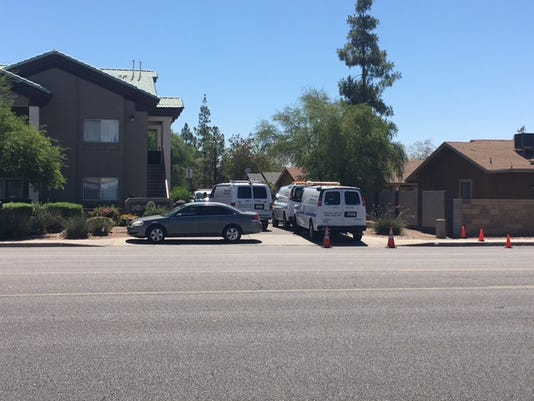 Woman dead, man hurt after shooting in Mesa