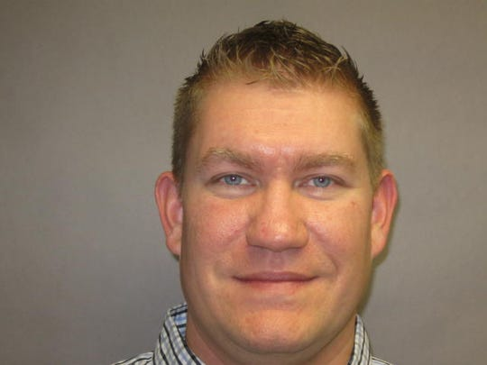 Christian Zieminski, a former Rockwood police officer, was convicted in 2013 on misdemeanor charges of willful failure to uphold the law. Photo from the Michigan Department of Corrections online offender tracking system.