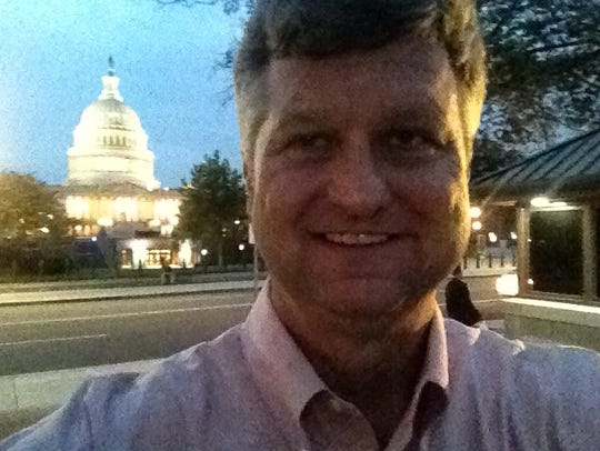 Brian Kaskie, a University of Iowa professor of public