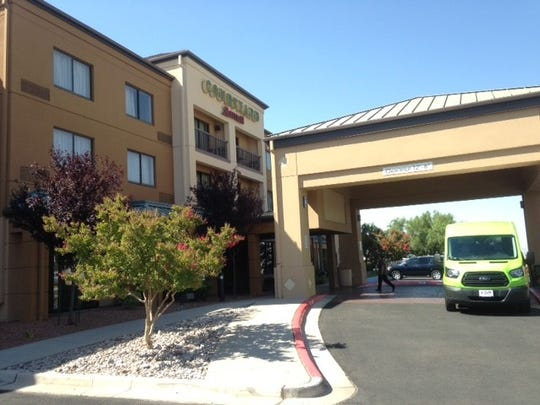 Summit Hotel Properties of Austin has sold the Courtyard