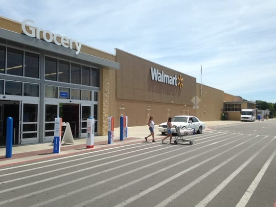 The La Vergne Walmart store generates $100,000 in monthly local sales taxes split between the city and public education.