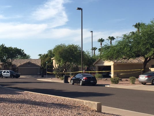DV shooting in Mesa