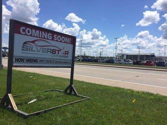 Silverstar Car Wash is adding a fourth location in