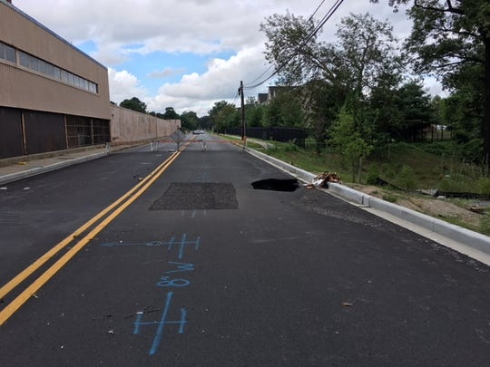 Flooding damaged roads and forced evacuations in Salisbury