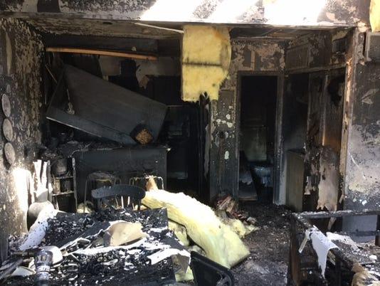 Phoenix apartment fire