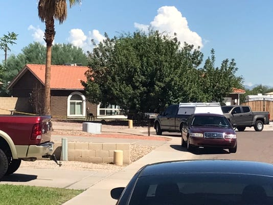 16-month-old girl drowns in Peoria