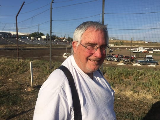 Dan Mann and his wife Barbara (not pictured), who have owned and operated the Electric City Speedway for 30 years, announced their retirement recently.