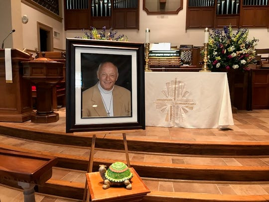 The Rev. Bill Barnes died on Aug. 21 at 86 years old.