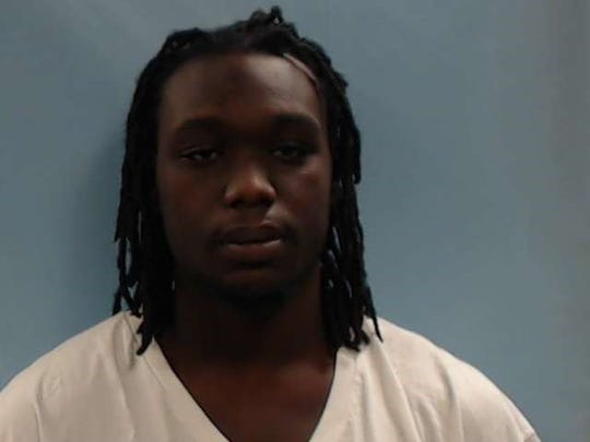 Isaiah Wright was arrested Wednesday in Harriman. He