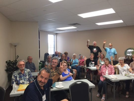 Humanists of the Treasure Coast celebrate National