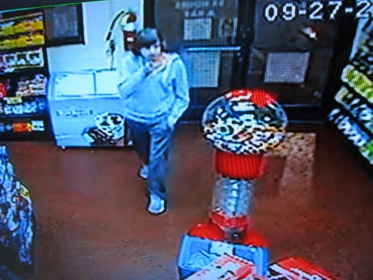 Huntingdon police believe this man robbed the Little