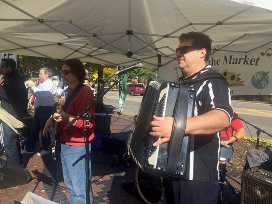 The Kielbasa Kings will headline the music at the second