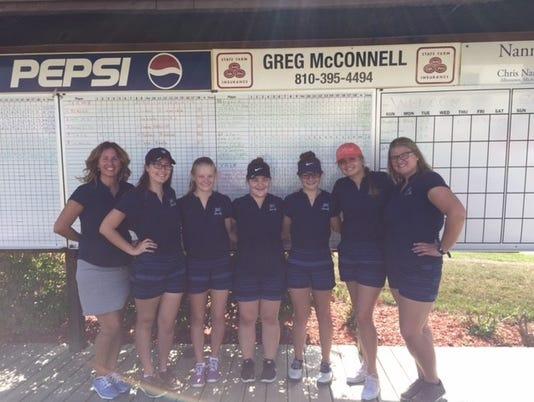 Marysville golf