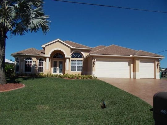 This home at 2611 SW 46th St., Cape Coral, recently sold for $677,500.
