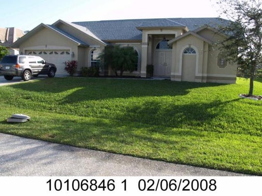 This home at 4535 SW 2nd Ave., Cape Coral, recently