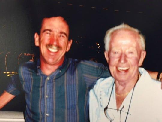 Jack and Bob McElroy