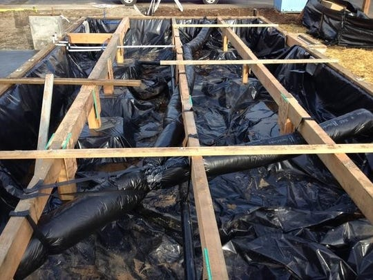Waterproofing starts at construction