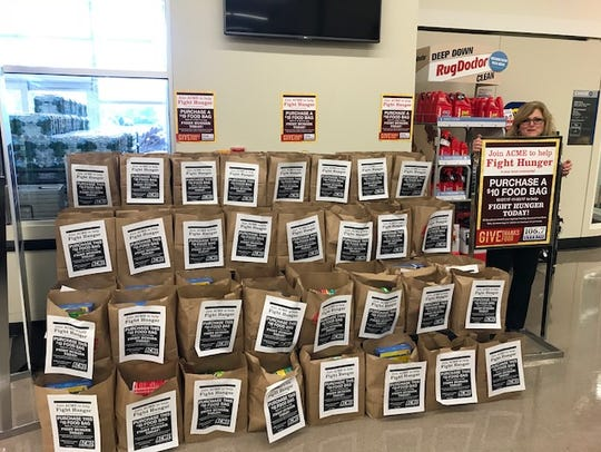 ACME Markets is holding its annual Holiday Food Drive