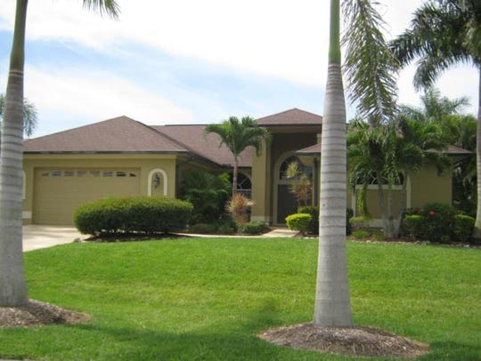 This home at 1420 SW 53rd Lane, Cape Coral, recently