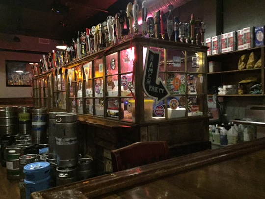 Suttree's High Gravity Tavern serves more than craft brews.