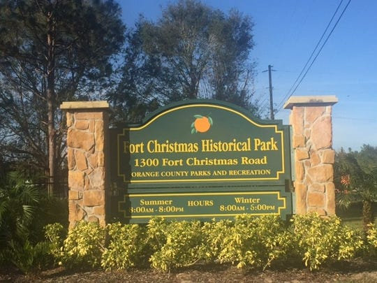 For history buffs, a stop at Fort Christmas Historical