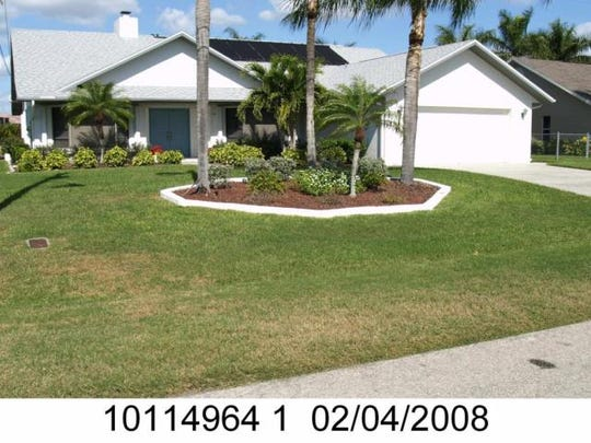 This home at 1129 SW 54th Lane, Cape Coral, recently sold for $488,000.
