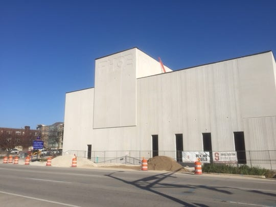 The Phoenix will begin performing in a new building on Illinois Street in 2018.